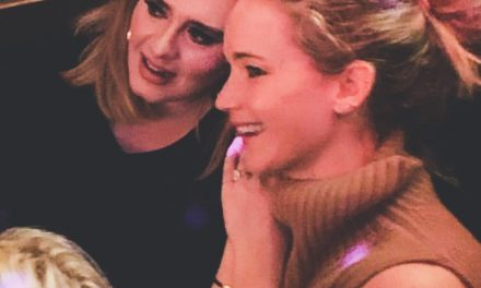 Celebrities: Adele and Jennifer Lawrence Partied at Pieces Gay Bar This Weekend
