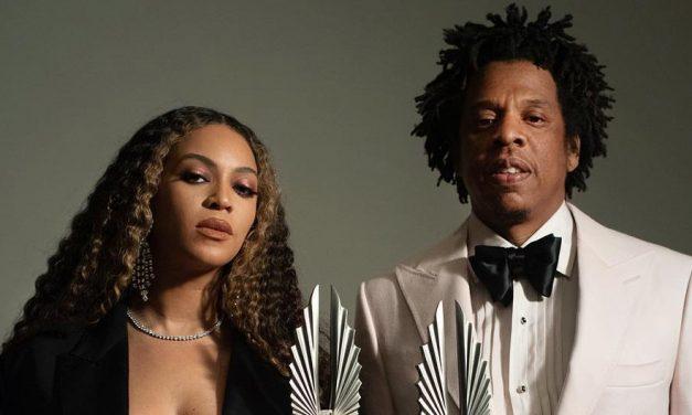 News: Beyonce and Jay-Z Receive GLAAD Vanguard Award