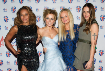 Entertainment: Mel B Says She And Geri Hooked Up