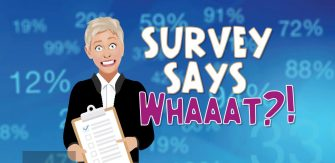 "Watch This: Survey Says Whaaat on ""The Ellen DeGeneres Show"""