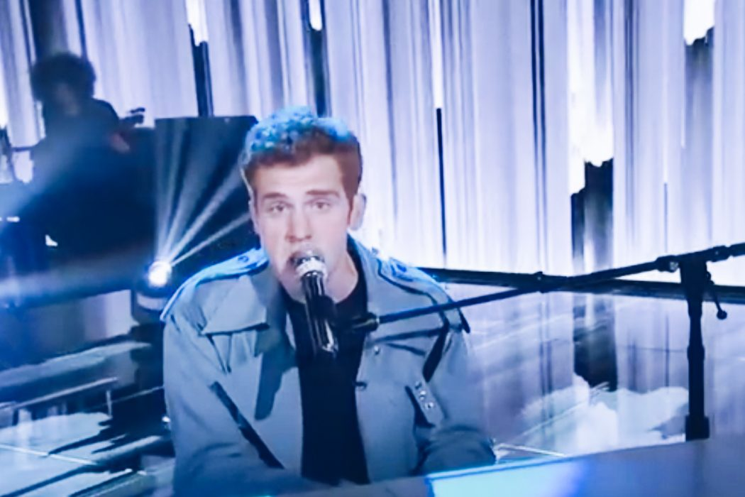 "Watch This: Jeremiah Lloyd Harmon Performs ""We All Fall in Love Sometimes"" on American Idol"