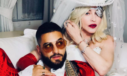 "Music: Madonna Releases Sultry New Song ""Medellín"" ft. Maluma"