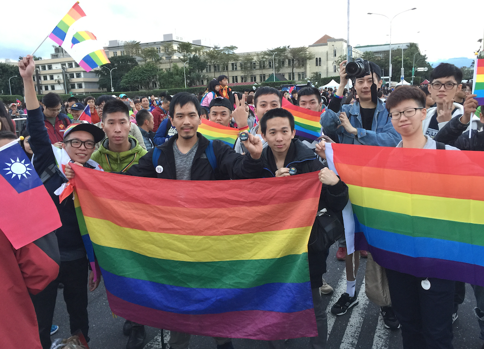Marriage : 157 Gay Couples to Wed in Taiwan on May 24