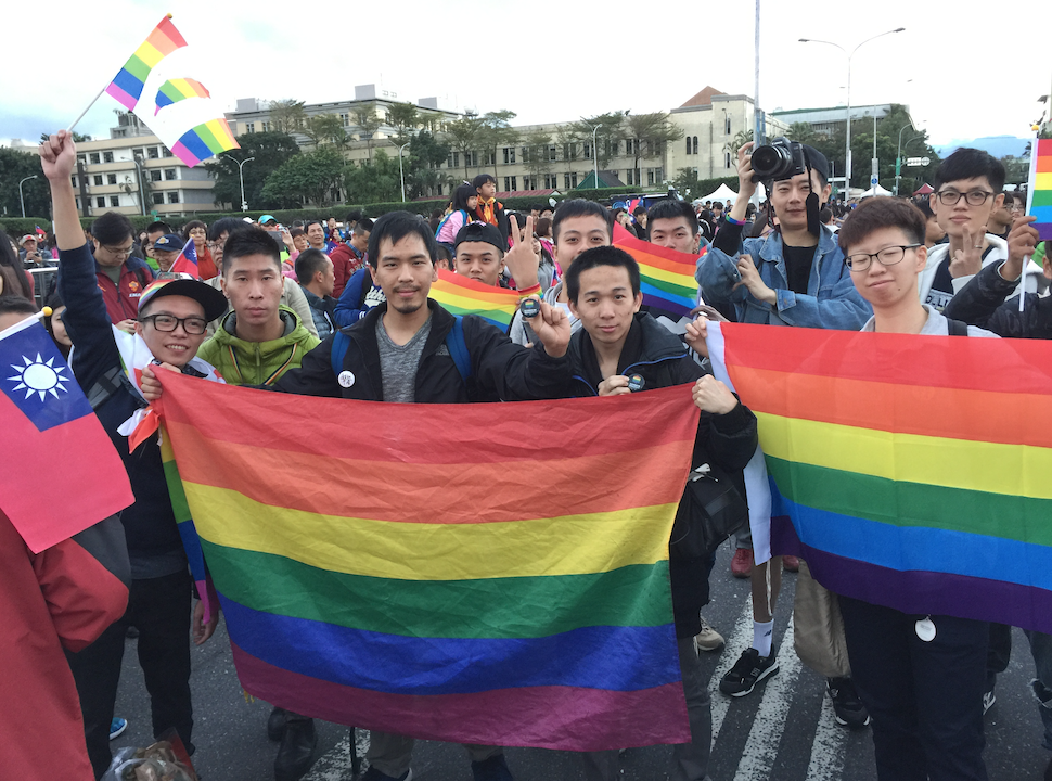 LGBT Taiwan Adam4Adam