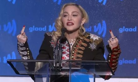 Music: Madonna Delivers Emotional Speech At GLAAD Media Awards