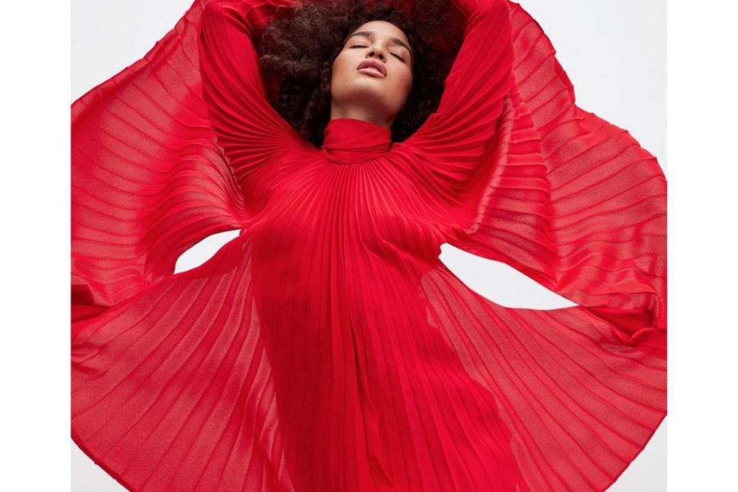 Fashion: Indya Moore is ELLE's First Transgender Cover Model