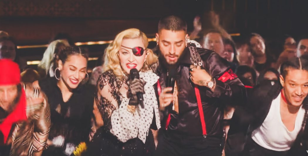 Madonna BBMAs 2019 Adam4Adam