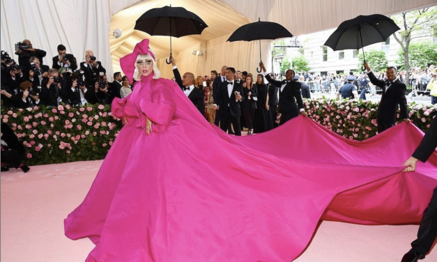 Fashion: Gaga, Celine and J-Lo Shined At Met Gala