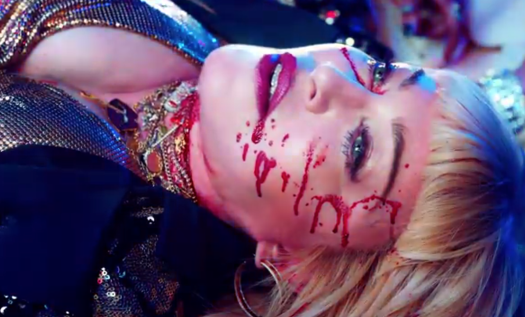 """Watch This: Madonna Calls for Gun Reform in """"God Control"""" Music Video"""
