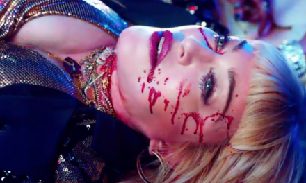 "Watch This: Madonna Calls for Gun Reform in ""God Control"" Music Video"