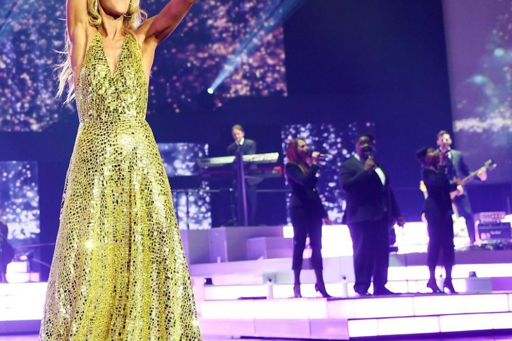 Music: Céline Dion Debuts New Song 'Flying On My Own'