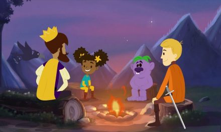 "Watch This: Hulu's Fairy Tale ""The Bravest Knight"" Features Gay Dads"