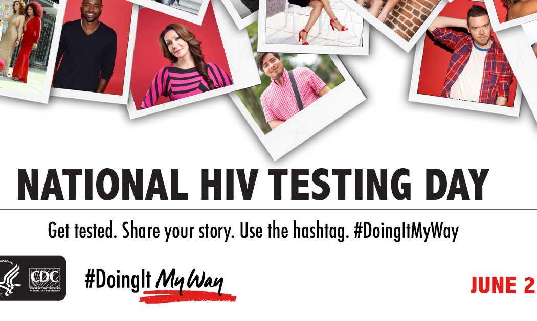 Health: Get Tested! June 27 is National HIV Testing Day