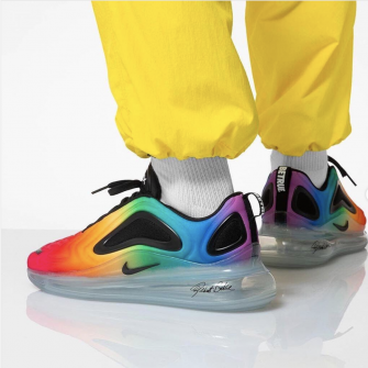 Fashion: 'Be True' Air Max Sneakers Released By Nike