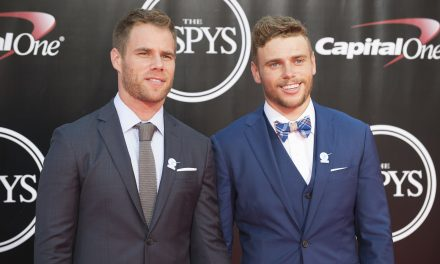 News: Gus Kenworthy Is Now Single