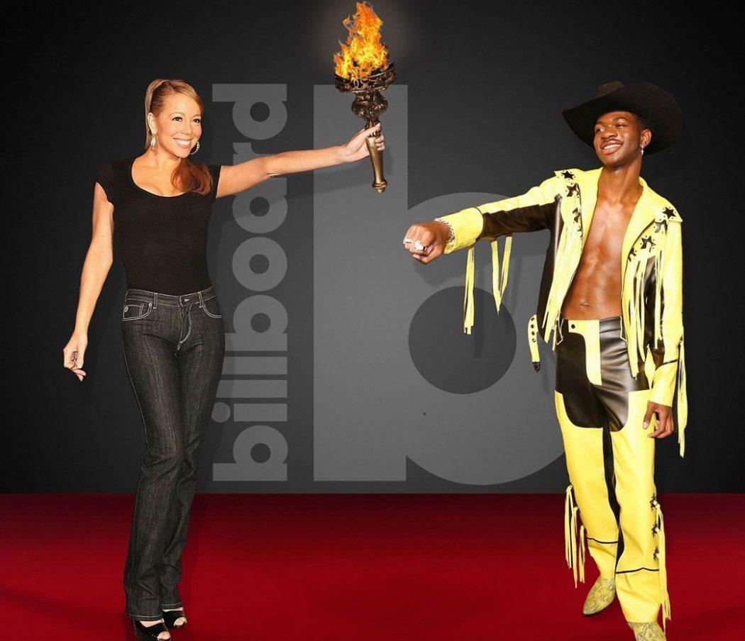 Mariah Carey Lil Nas X A4A