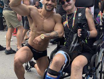 Adam4Adam at Montreal Pride