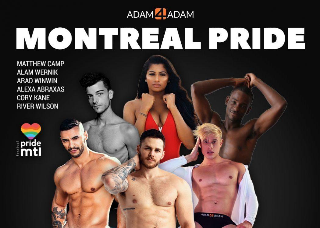 Montreal Pride _ adam4adam