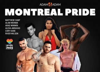 Come Celebrate Pride with Adam4Adam In Montreal!