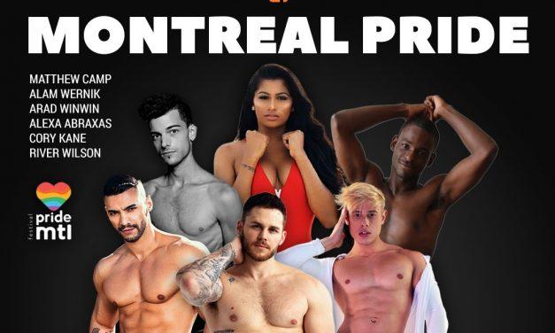 Come Celebrate Pride with Adam4Adam In Montreal!