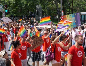 Join Us at the 36th Pride Parade in Montréal Today!