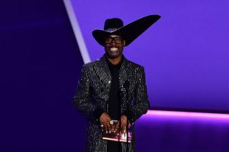 Entertainment: History Made As Billy Porter Wins Emmy