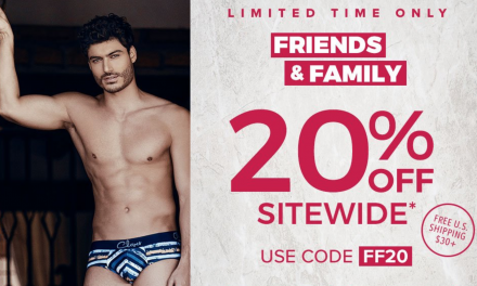 Promotion: It's the Friends & Family Sale at Freshpair!