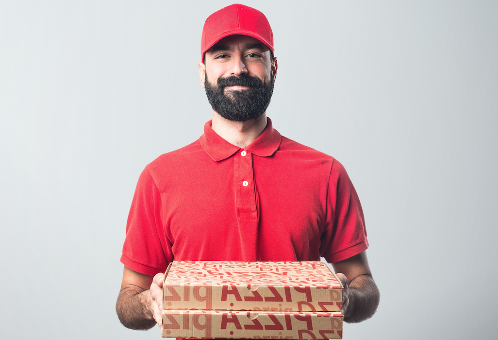Fantasy: Sex with Gay Pizza Delivery Man