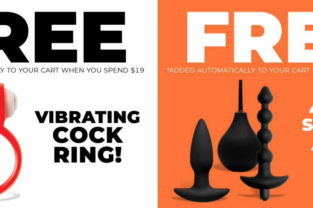 Sex Toys: Have a Sexy Autumn with These Free Toys