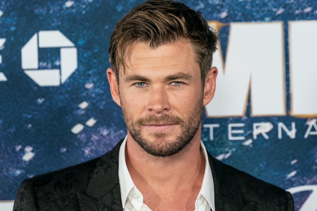 Entertainment: Watch Chris Hemsworth's Hot, Grueling Workout