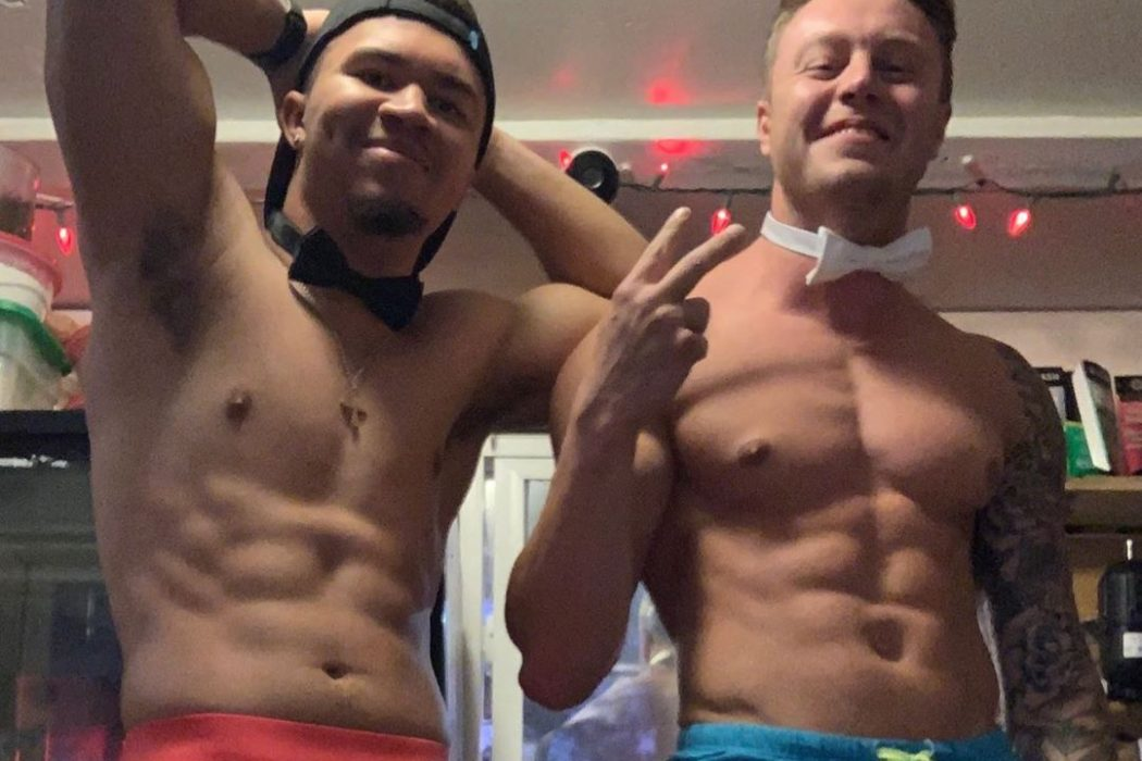 Watch This: Shirtless Male Baristas Will Serve You Coffee in Seattle