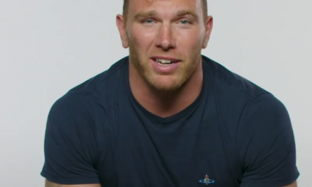 Watch This: Rugby Player Keegan Hirst Shares Coming Out Moment