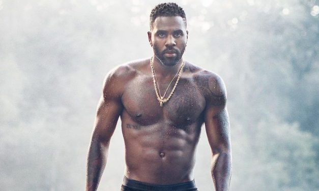Entertainment: Jason Derulo Reposts His Anaconda Photo on Instagram