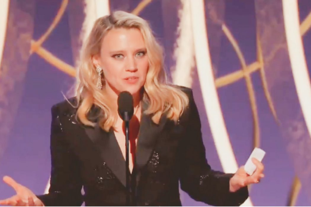 Entertainment: Kate McKinnon Delivers Emotional Speech for Ellen at the Golden Globes