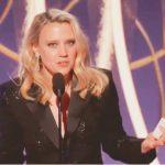 Entertainment: Kate McKinnon Delivers Emotional Speech for Ellen at the Golden Globes