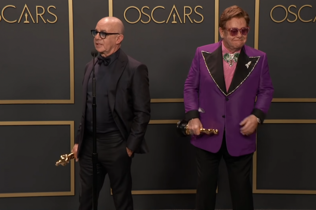 Entertainment: Elton John Wins Best Original Song for 'Rocketman' at 2020 Oscars