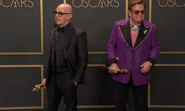Entertainment: Elton John Wins Best Original Song for 'Rocketman' at 2020 Oscars
