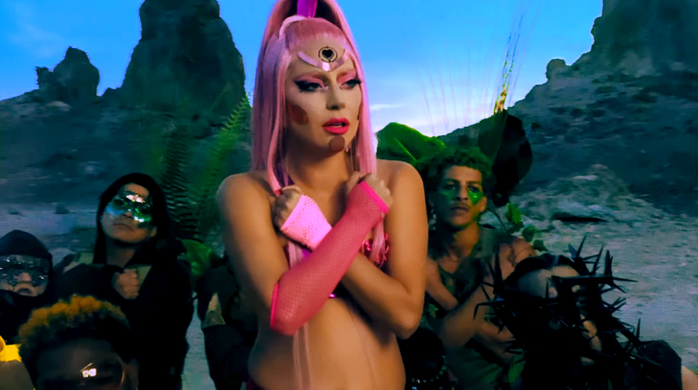 "Watch This: Lady Gaga Drops New Single ""Stupid Love"""