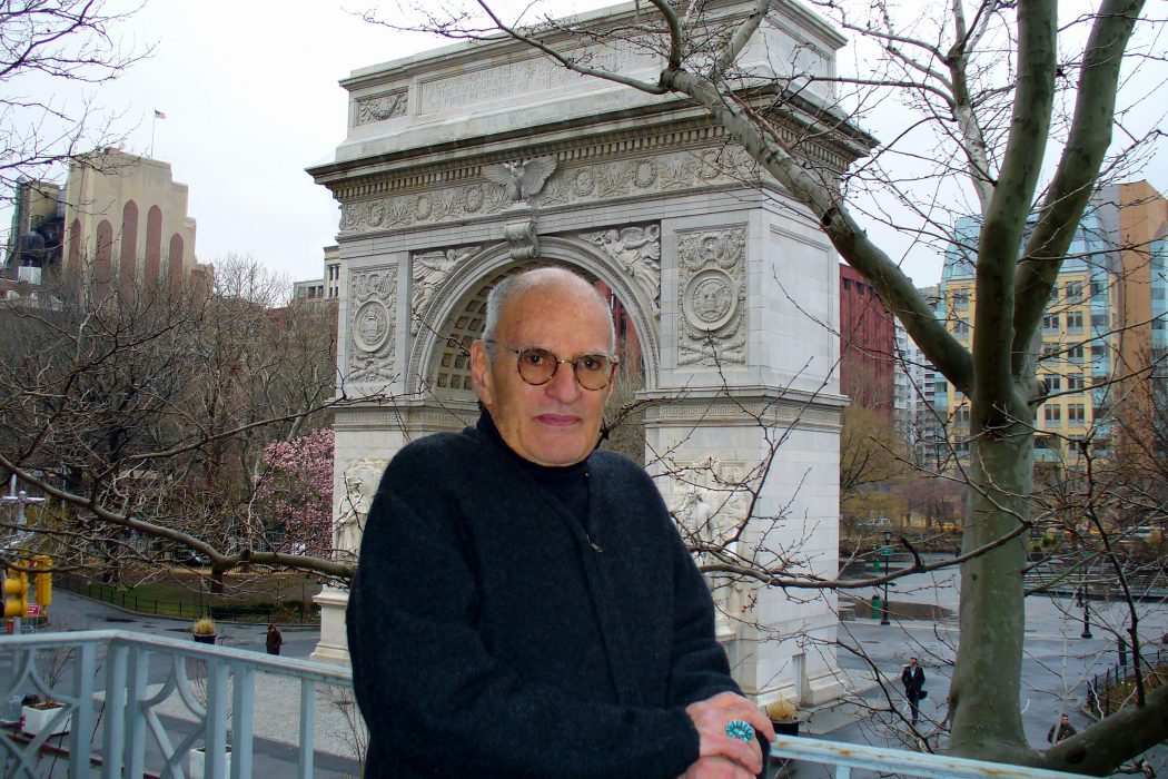 Remembering Playwright and AIDS Activist Larry Kramer, 1935-2020