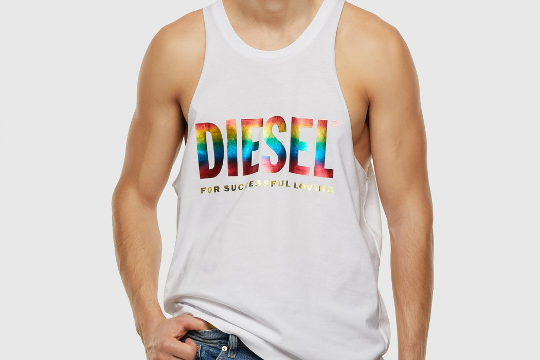 Fashion: Diesel Launches Capsule Collection For Pride