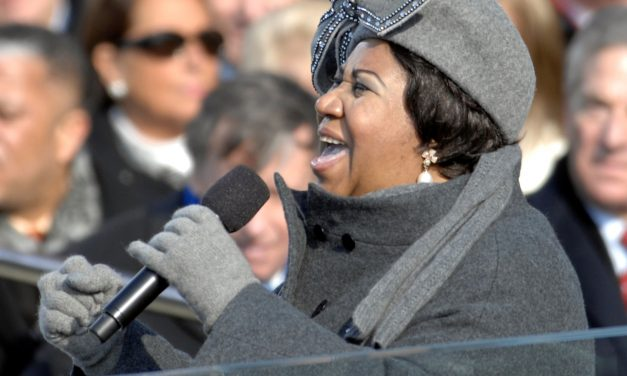 Aretha Franklin: The Voice of the Civil Rights Movement