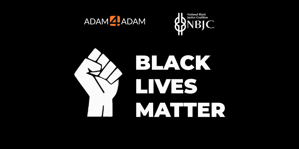 ADAM4ADAM RAISES $10,000 FOR THE NATIONAL BLACK JUSTICE COALITION (NBJC)