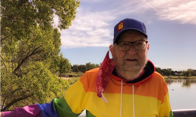 90-Year-Old Gay Man's Search for Lost Love is Over