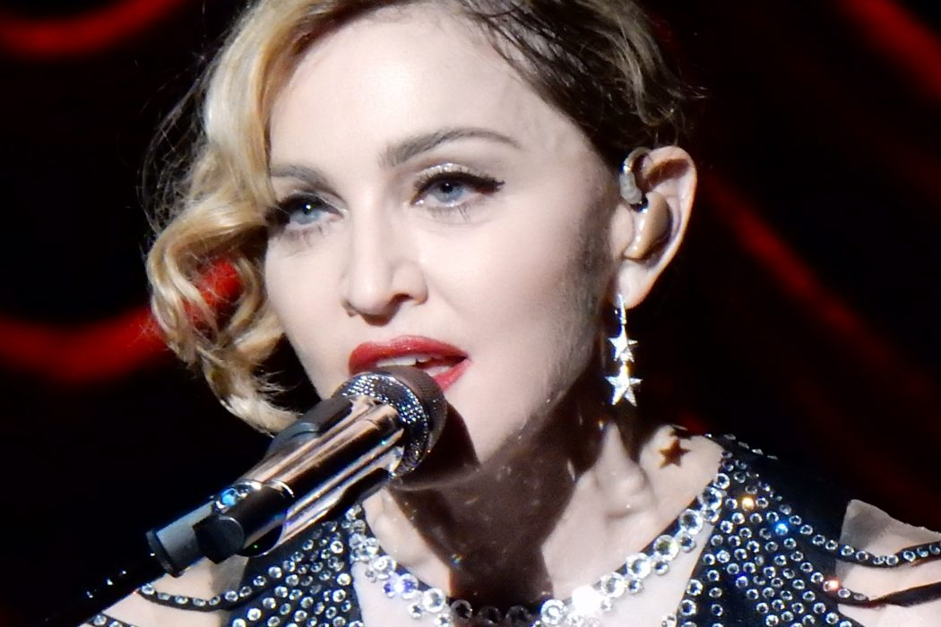 News: Madonna Says Her Gay Rights Speech Resulted In a $1 Million Fine