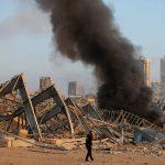 News: Massive Explosion Rocks Lebanon's Capital Beirut