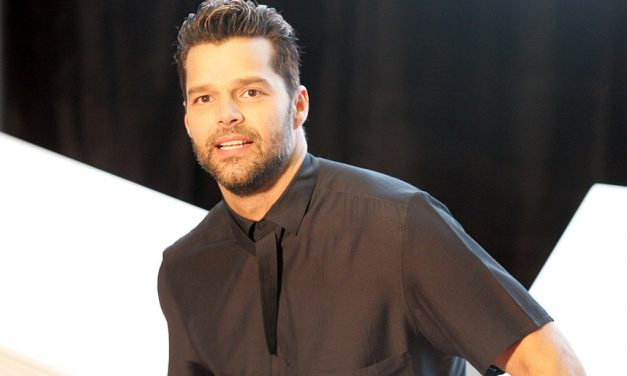 Ricky Martin Talks about Family, Activism, and Making Music during Lockdown