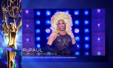 Tv : Emmy Awards 2020: 'Schitt's Creek' and 'RuPaul's Drag Race' Win Big
