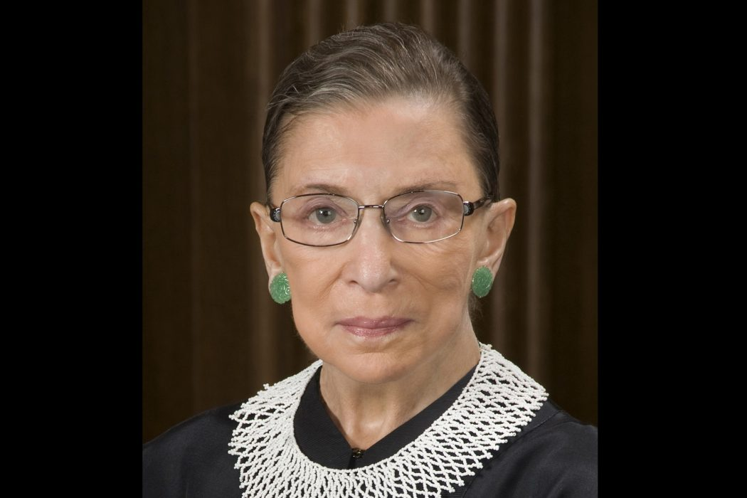 Remembering Supreme Court Justice and Champion of LGBTQ Rights Ruth Bader Ginsburg