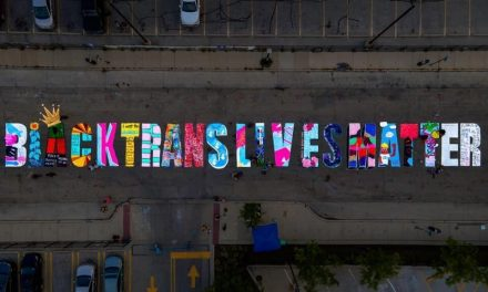 News: Andersonville Honors Black Transgender People Lost To Violence with Street Art