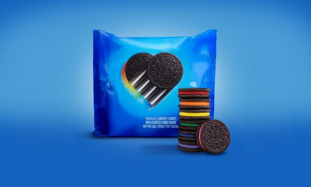 News: OREO Unveil Limited-Edition Rainbow Cookies for LGBTQ+ History Month